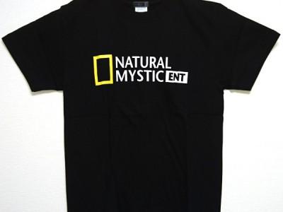 ナチュミス Tシャツ(黒)