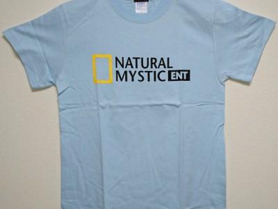 ナチュミス Tシャツ(ライトブルー)