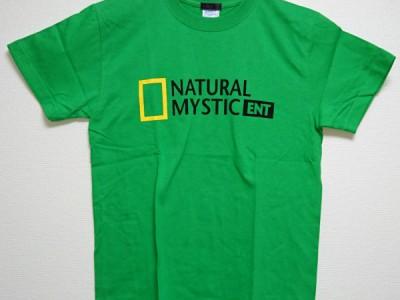 ナチュミス Tシャツ(ブライトグリーン)