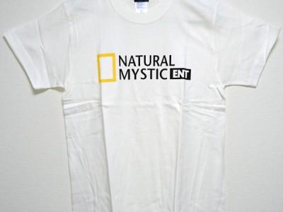 ナチュミス Tシャツ(白)