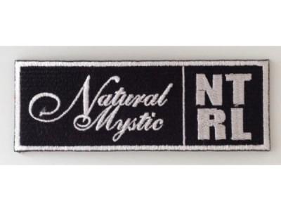 ナチュラルミスティック刺繍ワッペン