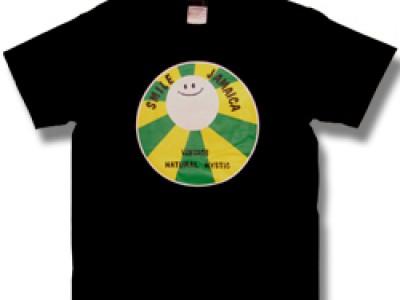 Smile Jamaica Tシャツ(黒)