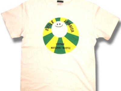Smile Jamaica Tシャツ(白)