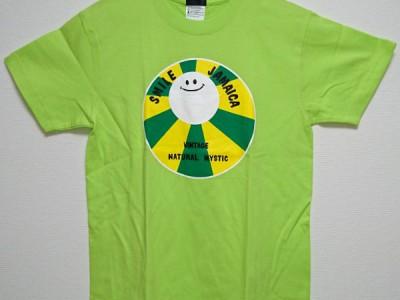 Smile Jamaica Tシャツ(ライム)