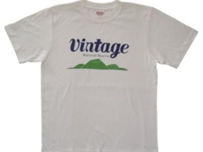 VINTAGE Tシャツ(白)