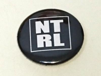 NTRLロゴ 缶バッチ