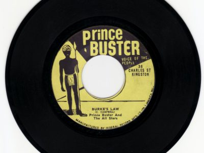 Prince Buster And The All Stars – Burke's Law
