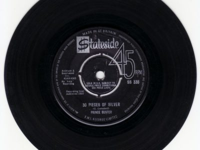 Prince Buster – 30 Pieces Of Silver