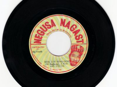 Big Youth – Miss Lou Ring Ding