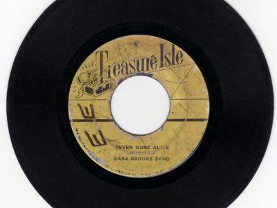Baba Brooks Band – Seven Guns Alive