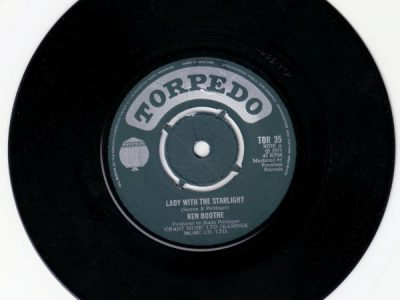 Ken Boothe – Lady With The Starlight