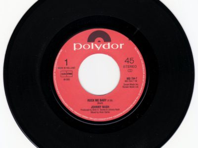 Johnny Nash – Rock Me Baby