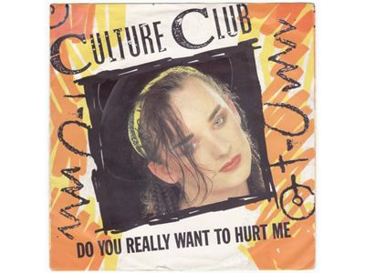 Culture Club – Do You Really Want To Hurt Me