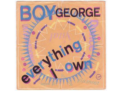 Boy George – Everything I Own