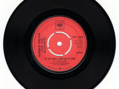 Harold Melvin And The Bluenotes – If You Don't Know Me By Now