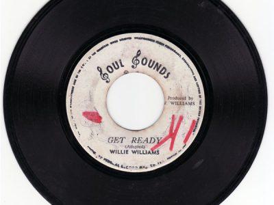 Willie Williams – Get Ready