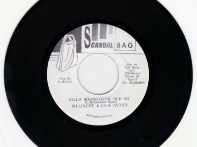 Dillinger & Jack Radics – Kills Sound Over Deh So