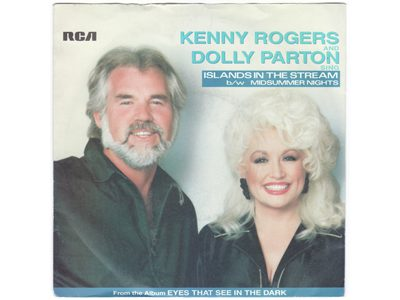 Kenny Rogers And Dolly Parton – Islands In The Stream