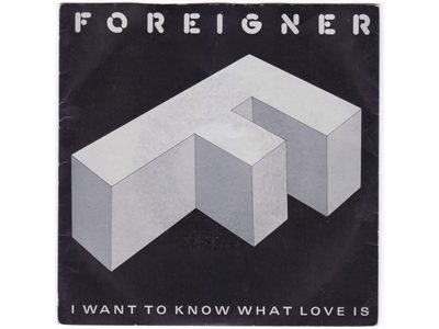 Foreigner – I Want To Know What Love Is