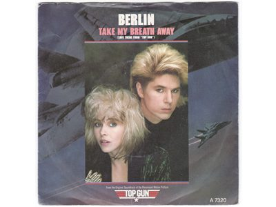 "Berlin – Take My Breath Away (Love Theme From ""Top Gun"")"