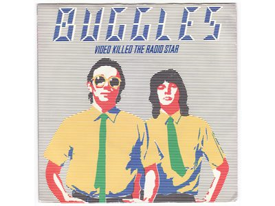 Buggles – Video Killed The Radio Star
