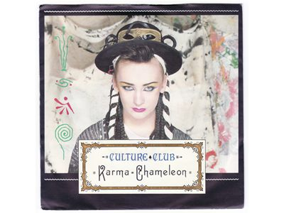 Culture Club – Karma Chameleon