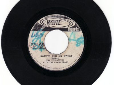 The Sensations With The Carib Beats – Sweets For My Sweet