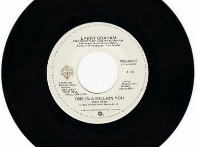 Larry Graham – One In A Million You