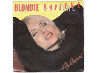 Blondie – Rapture