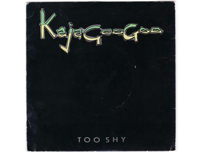 Kajagoogoo – Too Shy