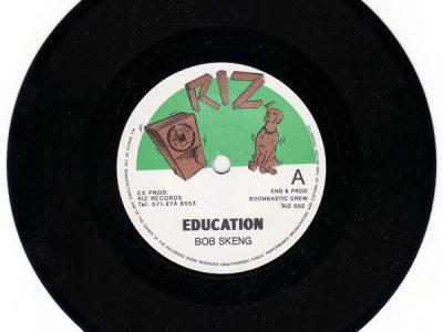 Bob Skeng – Education