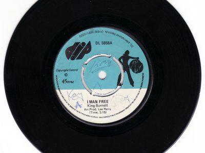 King Burnett – I Man Free