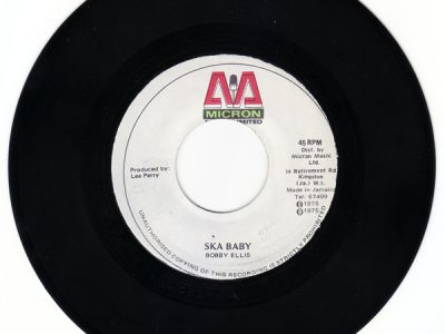 Bobby Ellis – Ska Baby