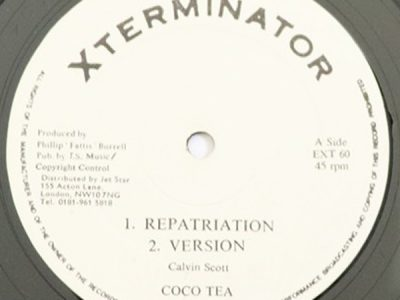 Coco Tea – Repatriation