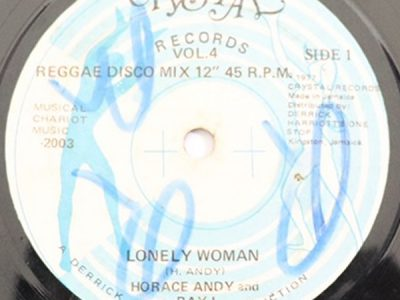 Horace Andy & Ray I – Lonely Woman