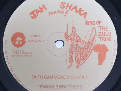 Twinkle Brothers – Faith Can Move Mountain