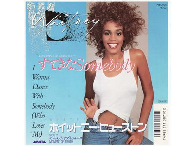 Whitney Houston – I Wanna Dance With Somebody (Who Loves Me)