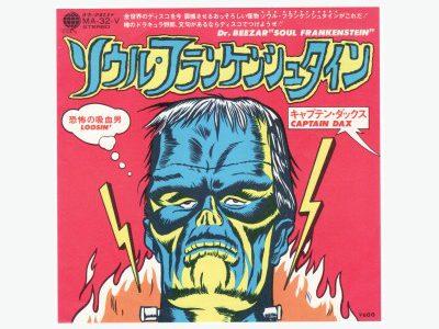 Captain Dax – Dr. Beezar Soul Frankenstein
