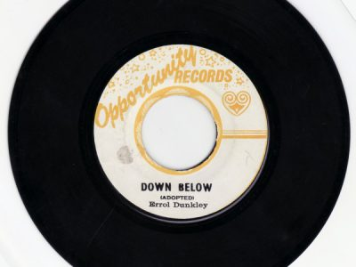 Errol Dunkley – Down Below