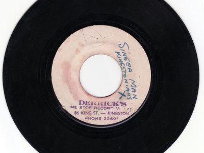 The Kingstonians – Singer Man