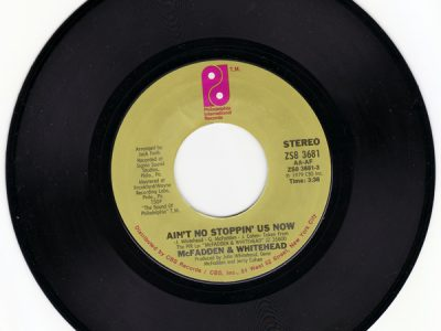 McFadden & Whitehead – Ain't No Stoppin' Us Now